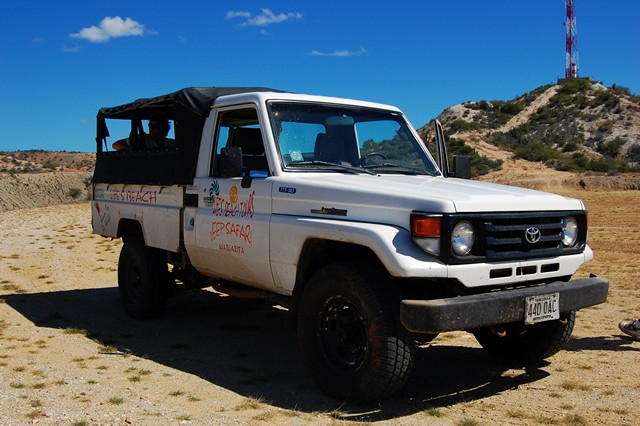 Excursie: Jeep Safari